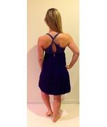 Hard Tail Short Twisty Back dress Iris xs  - $44.99