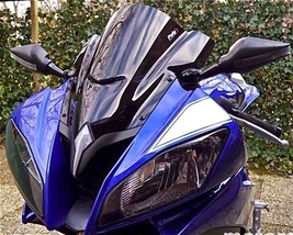 Yamaha LED Mirrors 6287/88Y-Pair : R1, 2006-2013 - $181.00