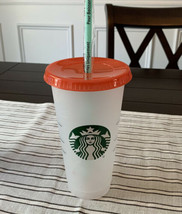 Starbucks Summer 2021 Color Changing Swirl Reusable Cold Cup - $14.84