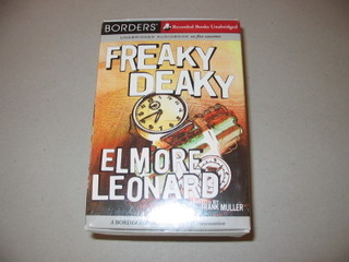 Freaky Deaky (Unabridged Audiobook on Five Cassettes)