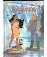 Children's Book  - Pocahontas (1995) - $3.00