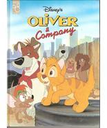 Children's Book - Oliver & Company - $3.00