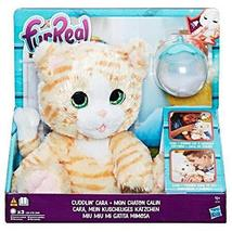 (SP) FurReal Friends Cuddlin' Cara, Kitty - $54.99