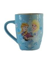 Frozen Princess Elsa & Anna Auth / Original Disney Coffee Mug FAC-014182-16181 - $20.53