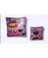 Spooky Companions halloween cross stitch chart Barbara Ana Designs - $9.00
