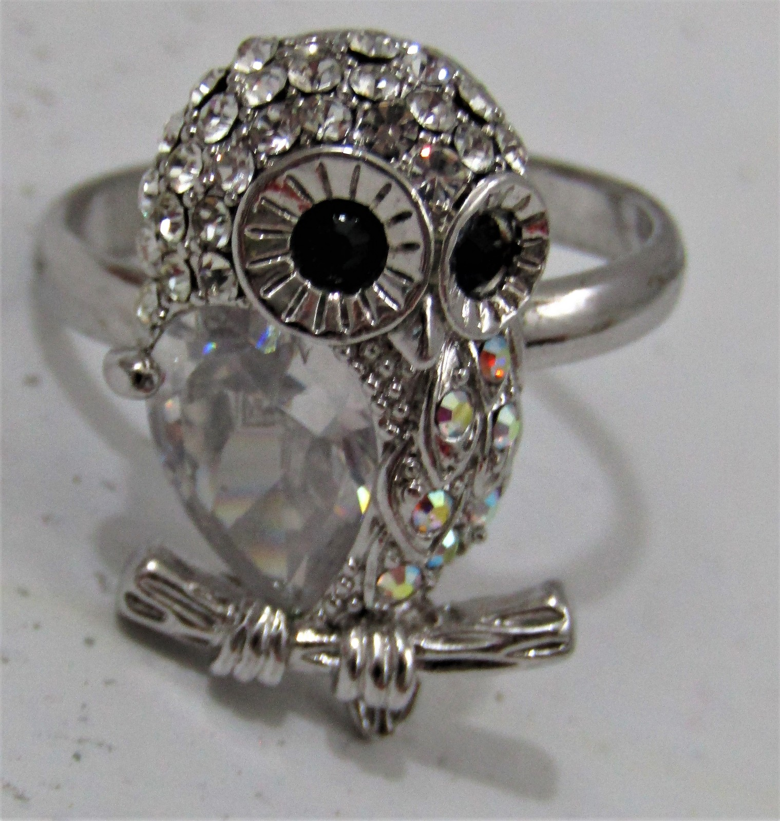 Lot of Owl Jewelry