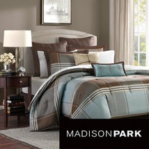 Madison Park Lincoln Square 8 Piece Comforter Set - $2.084,92 MXN+