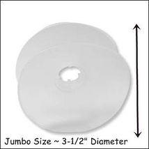 6 JUMBO Flexible Plastic BOBBINS KUMIHIMO EZ-Bo... - $16.73