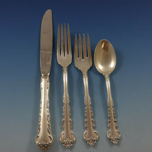 Peachtree Manor by Towle Sterling Silver Flatware Set For 12 Service 53 Pieces - $3,200.00