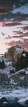 Rod Frederick Snowstorm Ltd Ed Print Canada Geese Mint - $99.99