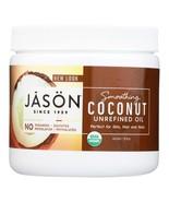 Jason Natural Products Coconut Oil - Organic - Virgin - 15 fl oz - $11.75
