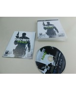 CALL OF DUTY MODERN WARFARE 3 PLAYSTATION 3 PS3 COMPLETE Tested - $7.11
