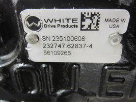 WHITE HYDRAULIC MOTOR 56109265 ADVANCE FLOOR SCRUBBERS image 3