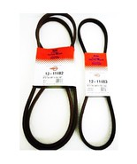 1 Set Variable Speed Drive Belts 954-0467 954-0468 754-0468 LX423 LX420 ... - $22.05