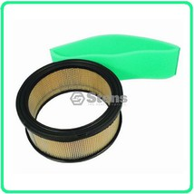 Pre-Filter Air Filter Combo Fits 21536400 2153630 21536300 100928 100929 GY20576 - $13.18