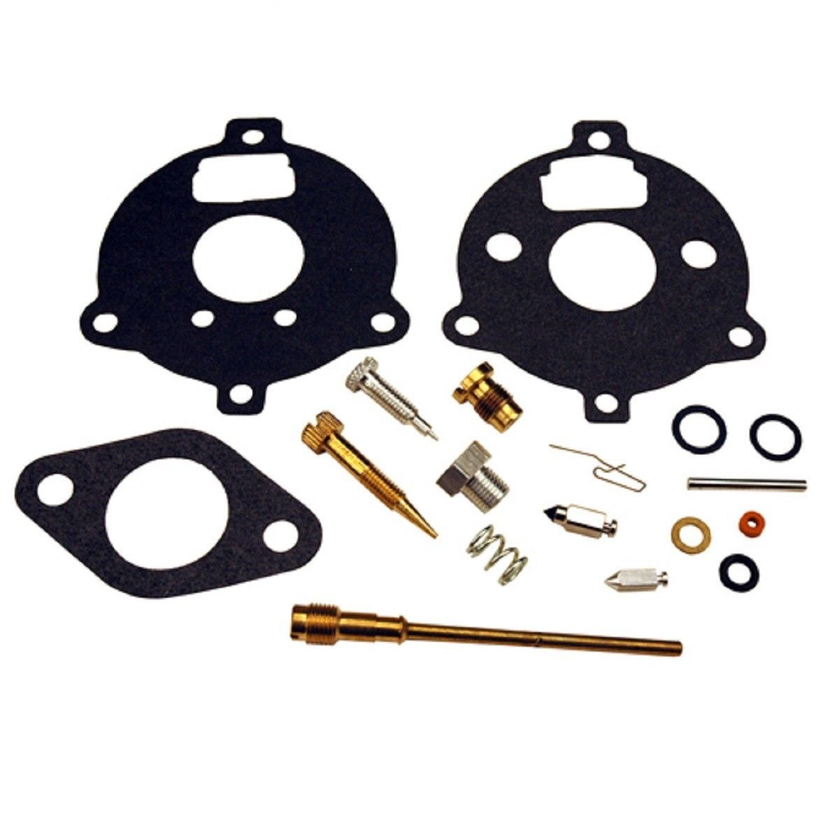 Carburetor Overhaul Kit Fits Briggs & Stratton 394693 295938 291763 398235 Carb
