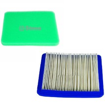 PRE-FILTER & AIR FILTER for BRIGGS & STRATTON CRAFTSMAN JOHN DEERE TORO MORE - $6.90