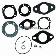CARBURETOR KIT fits KOHLER K181-K341, 25 757 11-S, GRAVELY 044063 +MORE