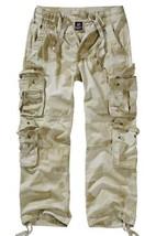 Brandit Pure Vintage Trouser, Pantalon Homme De Combat  - $83.16