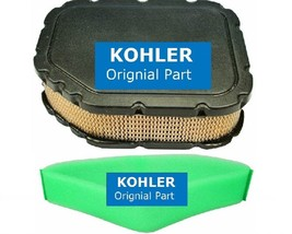 Genuine Kohler Pre-Filter & Air Filter 32 083 03-S Z510A Z520A ZTrak SV710 98019 - $18.97