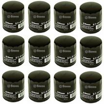 12 Pk OIL FILTER for Briggs, Cub Cadet, John Deere, Kohler, Onan, Toro +... - $59.27