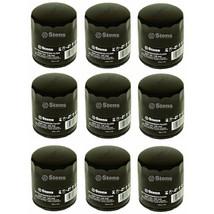 9 Pk OIL FILTER for Briggs, Cub Cadet, John Deere, Kohler, Onan, Toro +More - $48.48