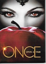 Once Upon A Time TV Series Evil Queen and Apple Refrigerator Magnet, NEW... - $3.95