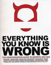 Everything You Know is Wrong - $10.95