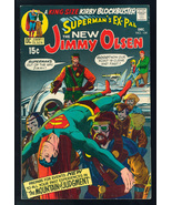 Superman's Pal Jimmy Olsen #134, DC Bronze Age Comic Book (FN/VF)