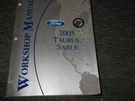 2005 FORD TAURUS MERCURY SABLE Service Shop Repair Manual OEM FACTORY 2005 - $24.70