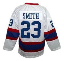 Custom Name # Moncton Hawks Retro Hockey Jersey New White Any Size image 5
