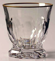 Details about  Faberge Aurora Double Old Fashion  Glass without box - $150.00