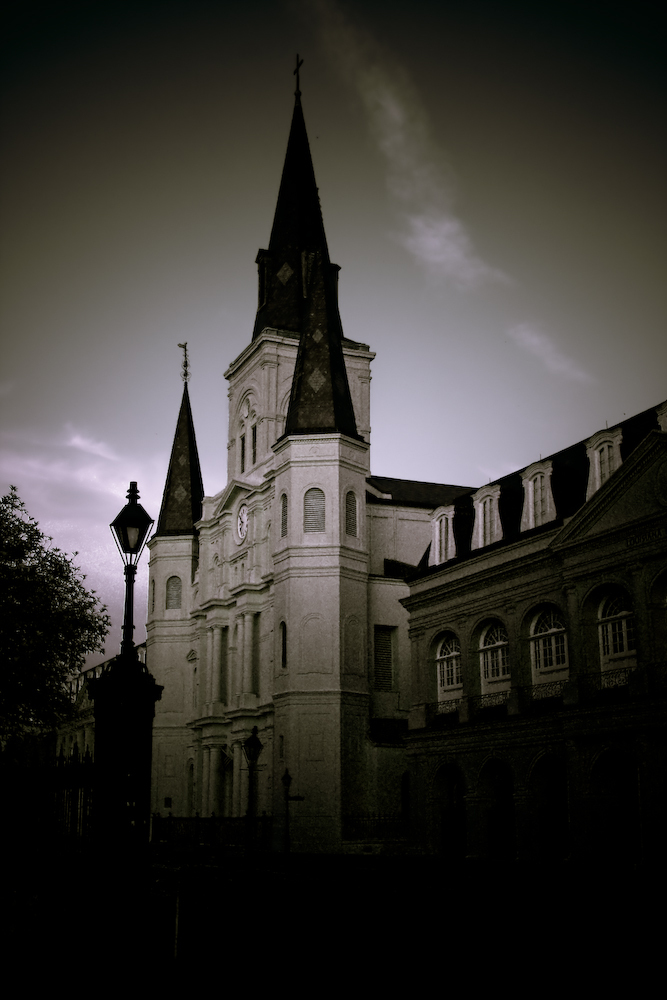 St. louis cathedral 1024