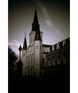 New Orleans St. Louis Cathedral - Fine Art Print (12x18) - $24.99