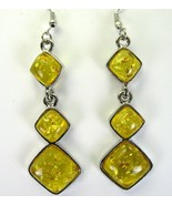 Baltic Amber Fashion Golden Delicious formed Ge... - $47.04