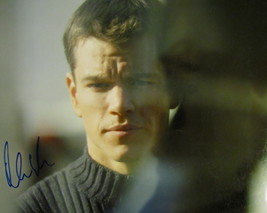 MATT DAMON SIGNED AUTOGRAPHED 8X10 PHOTO w/COA BOURNE SUPREMACY JASON BO... - $40.00