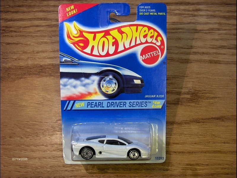 Primary image for Hot Wheels Jaguar XJ220 #296 #2