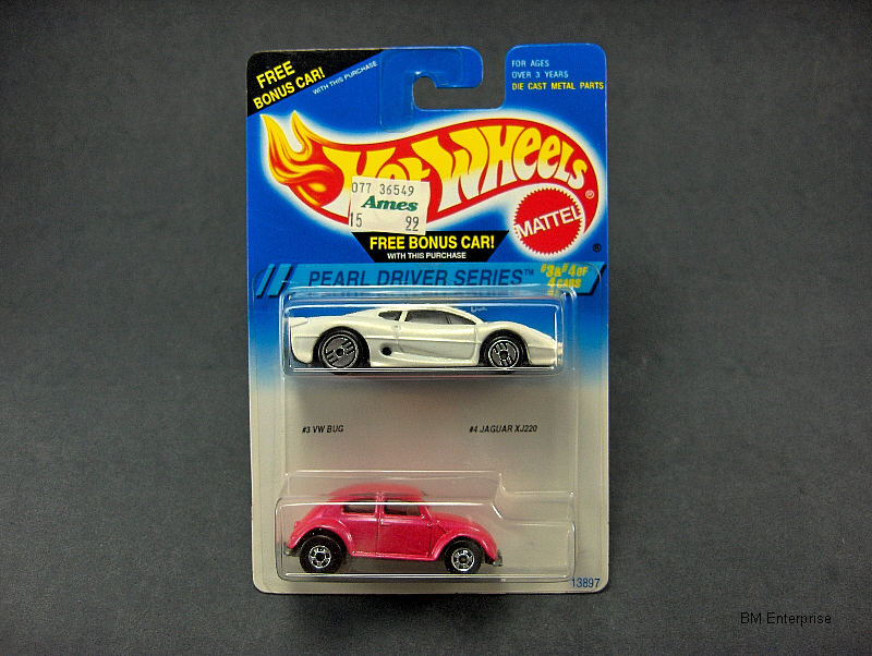 Primary image for Hot Wheels Double Pack Pear Driver Series #1