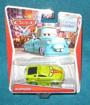 Disney Pixar Cars. Komodo.  Brand New on Card. - $12.86