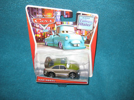 Disney Pixar Cars. Kaa Reesu.  Brand New on Card. - $12.86
