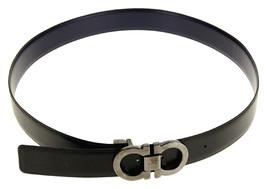 Salvatore Ferragamo Men'S Classic Double Gancini Reversible Belt 41 - $183.99