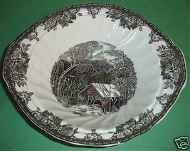 Johnson Brothers Friendly Village Serving Bowl No Lid New - $24.90