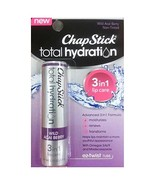 ChapStick Total Hydration 3-in-1 Lip Care - Wild Acai Berry - $5.99