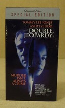 Paramount Pictures Double Jeopardy VHS Movie  *... - $4.55