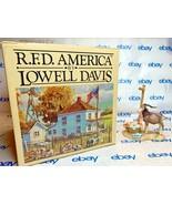 "Lowell Davis ""Glutton for Punishment"" Figurine  1986 Schmid IOB Goat Bird - $180.66"