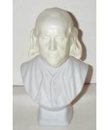 Avon Vintage 1970's Ben Franklin Bust w/Wild Co... - $45.00
