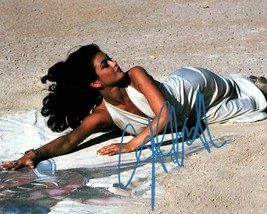 Autographed Catherine Zeta Jones Signed Photo 8 x 10 - $17.59