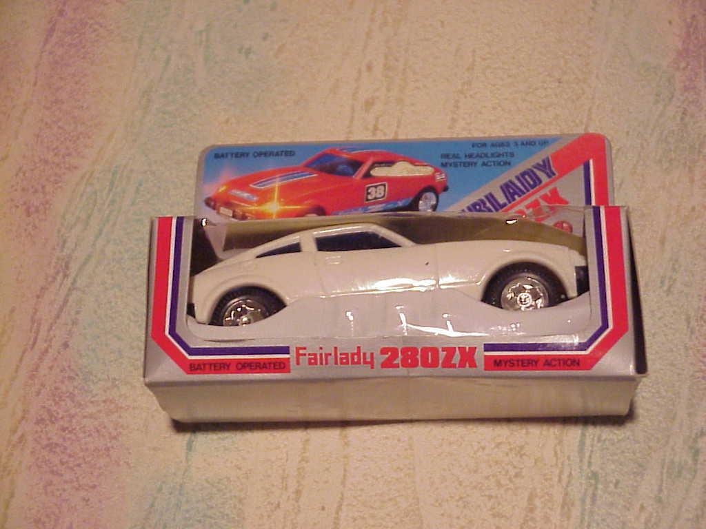 Toy  fairlady 280zx  qw87