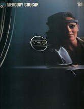 1986 Mercury COUGAR sales brochure catalog US 86 LS XR7 - $8.00