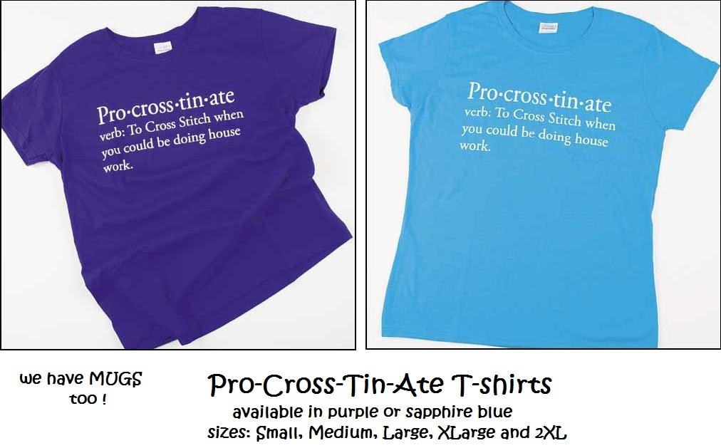 Sapphire Blue Pro-Cross-Tin-Ate T-Shirt and 50 similar items